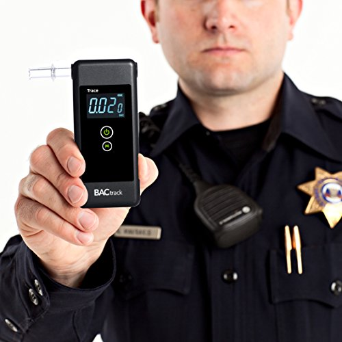 BACtrack Trace Professional Breathalyzer Portable Breath Alcohol Tester by BACtrack (Image #5)