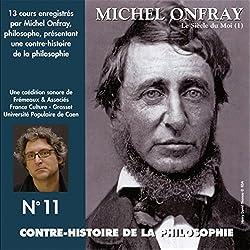Contre-histoire de la philosophie 11.1