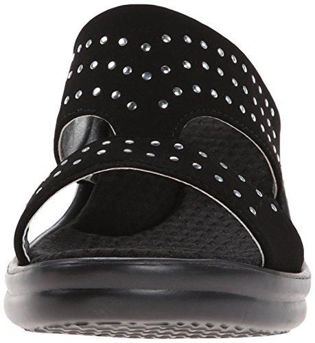 Mujer Plataforma Rumblers Floats Negro bbk Con Sandalias Para hope Skechers wqUTPW4q