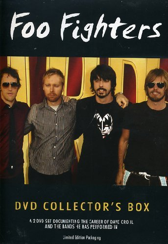 - Foo Fighters - DVD Collector's Box Unauthorized