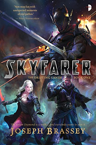 Skyfarer (The Drifting Lands) cover