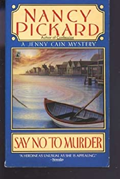 Say No to Murder 0671702696 Book Cover