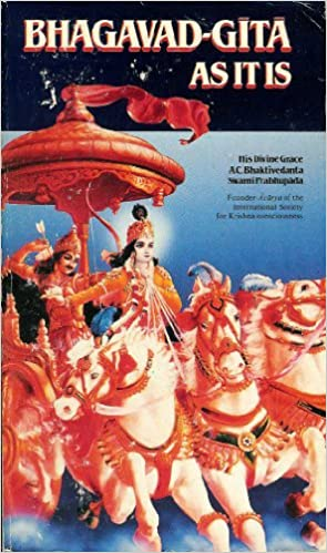 Downloads bøger på engelsk Bhagavad-Gita As It Is PDF B003WM5JQI