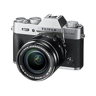 Fujifilm X-T20 24 MP Mirrorless Camera with XF 18-55mm Lens (APS-C X-Trans CMOS III Sensor, Electronic Viewfinder, 3… 11