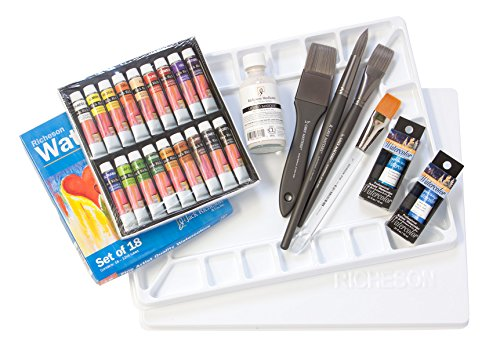 Michael Allen McGuire Watercolor Starter Kit (Quiller Palette)