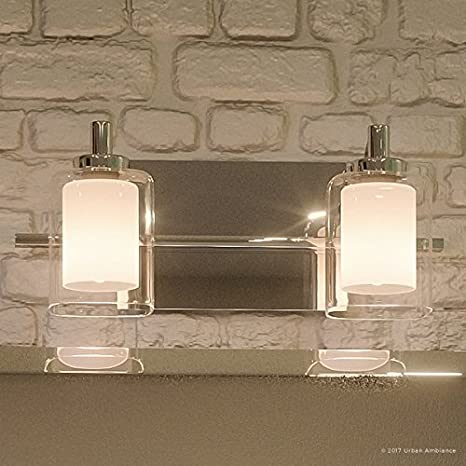 Luxury Modern Bathroom Vanity Light, Medium Size: 6\
