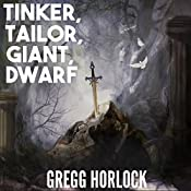 Tinker, Tailor, Giant, Dwarf: Difficulty: Legendary, Book 2 | Gregg Horlock