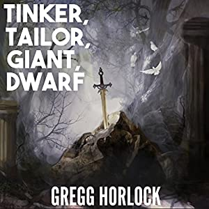 Tinker, Tailor, Giant, Dwarf Hörbuch