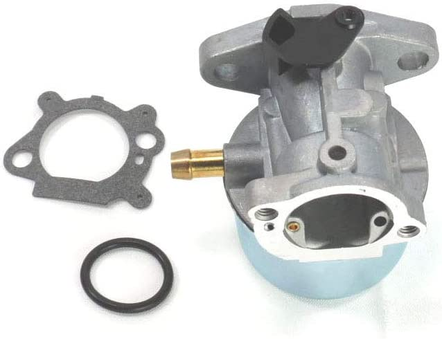 Flymotorparts Carburetor for Briggs & Stratton 799868 799872 790821 498170 497586 498254 497314 497347 Stens 50-657 Craftsman 6.5hp Snapper Ninja 6.75hp Engine Carburetor Carb with Mounting Gasket