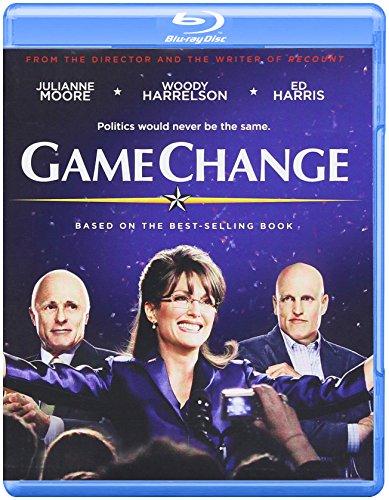 Blu-ray : Game Change (Full Frame, Ultraviolet Digital Copy, Digital Copy, , Dolby)