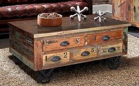 Tavolini Da Salotto Vintage.Giner Y Colomer Tavolino Da Salotto Vintage 6300 Amazon It Casa