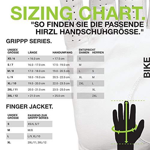 HIRZL GRIPPP Comfort FF Unisex Fahrradhandschuh