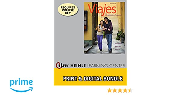 Amazon bundle viajes introduccion al espanol 2nd ilrn amazon bundle viajes introduccion al espanol 2nd ilrn heinle learning center 4 terms 24 months printed access card 9781285586793 robert fandeluxe Images