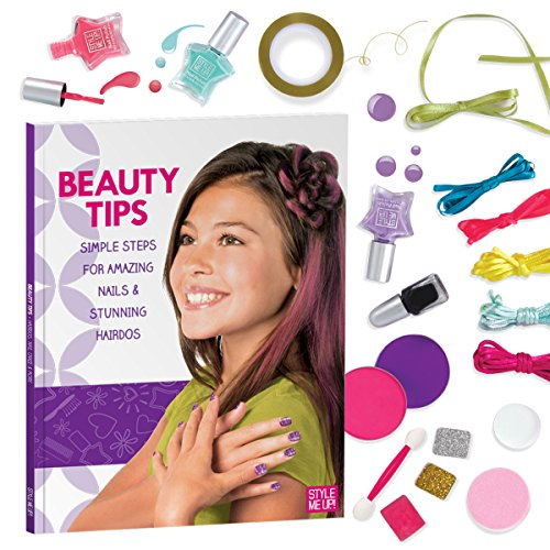 Style Me Up! Creative Book - Beauty Tips (50 Style Makeup And Hair)