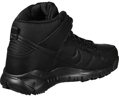 Black Nike SB DUNK 536182 Black HIGH BOOT mens boots w8FqZwC