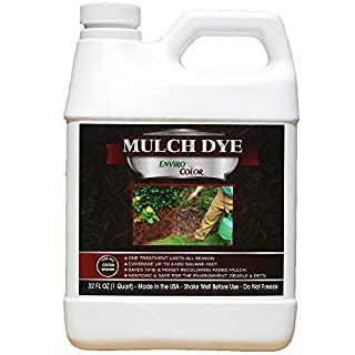 EnviroColor CB0032 851612002032 2,400 Sq. Ft. Cocoa Brown Mulch Color Concentrate, 2400 Square Feet