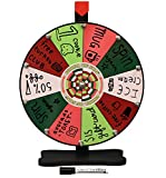 Whirl of Fun Spinning Prize Wheel 12 Inch-Tabletop