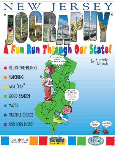"New Jersey ""Jography"": A Fun Run Through Our State (New Jersey Experience) pdf"