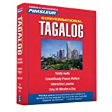Pimsleur Tagalog Conversational Course - Level 1 Lessons 1-16 CD: Learn to Speak and Understand Tagalog with Pimsleur Language Programs