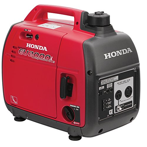 Price comparison product image Honda EU2000IC Companion Super Quiet 2000 Watt Portable Generator