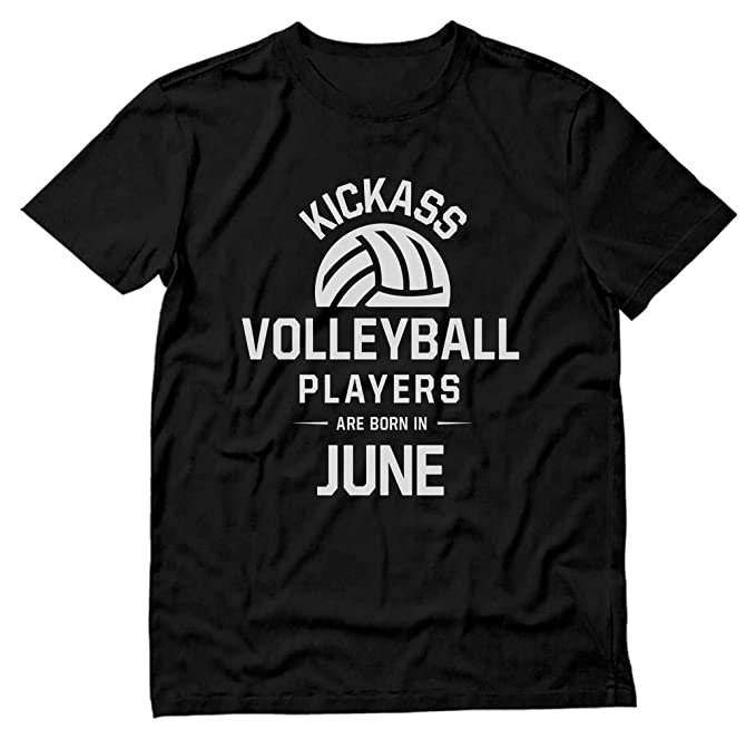 Amazon Volleyball Players Are Born In June Birthday Gift For