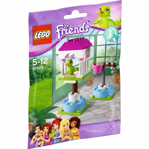 LEGO Friends Series 3 Animals - Parrot's Perch (41024)