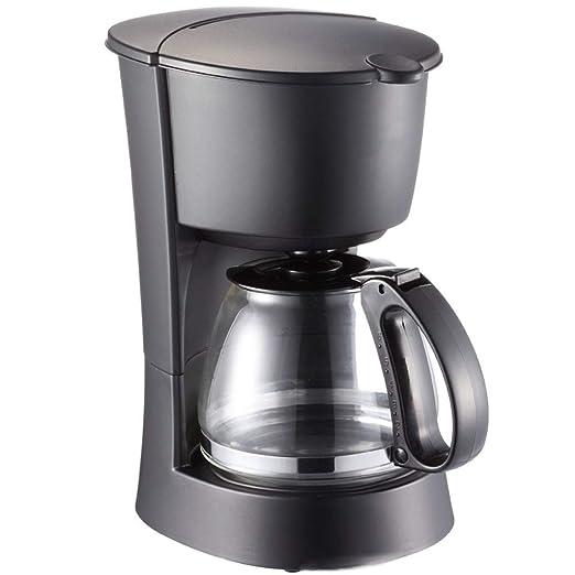 LJZQ Máquina de café Bean To Cup Filter - Máquina de goteo automática programable Mantenga las funciones calientes - 500W: Amazon.es: Hogar