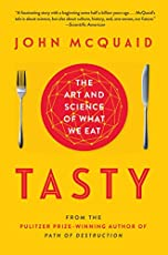 """A fascinating blend of culinary history and the science of taste"" (Publishers Weekly, starred review), from the first bite taken by our ancestors to ongoing scientific advances in taste and today's ""foodie"" revolution.Can't resist the creamy smoothn..."