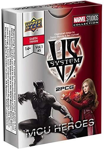 VS System 2PCG: MCU Heroes