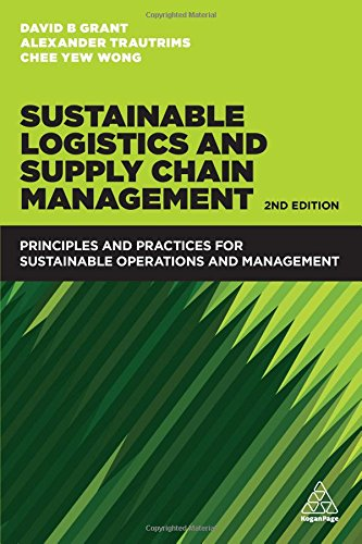 Sustainable Logistics & Supply Chain Management