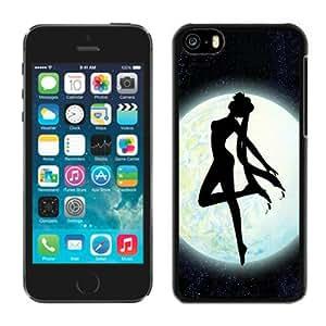 Sailor Moon Black Best Sale Fantastic iPhone 5C Cover Case