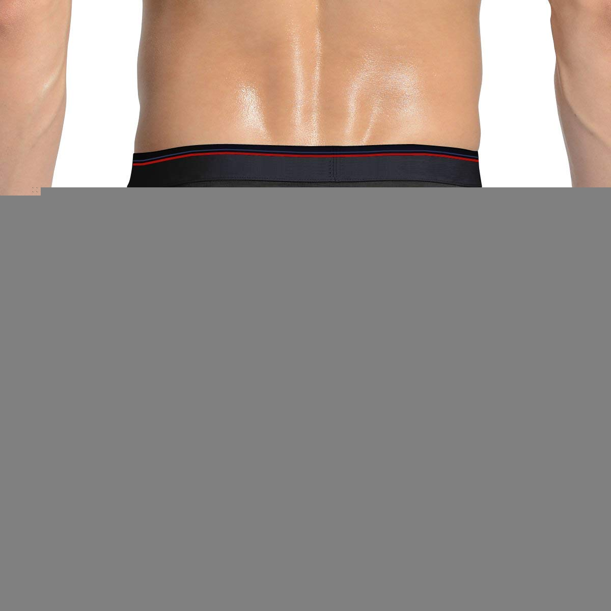 Vintage Style Spearfishing,Mens Cotton Underwear Shorts Underpants Briefs Underpants Hot Shorts Male Panties Man Boxer