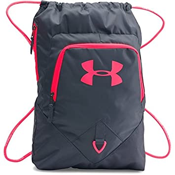 Under Armour Undeniable Sackpack Blue Infinity /Apollo Gray One Size Under Armour Bags 1261954