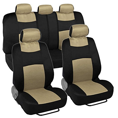 Compare Price Gold And Black Car Seat Covers On