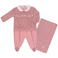 Kit Maternidade Lara Tricot Plush Rose