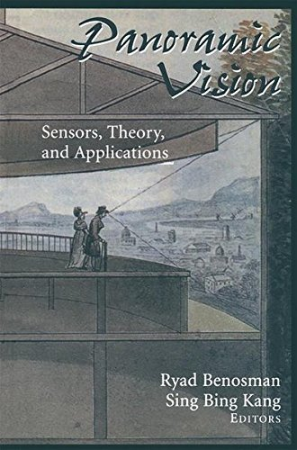 Panoramic Vision: Sensors, Theory, and Applications (Monographs in Computer Science) Pdf