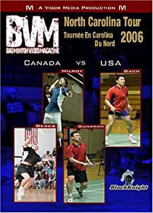 Badminton Video Magazine-North Carolina Tour 2006
