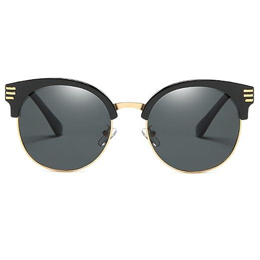Zhang Yuqi Frau Retro-Mode Männlich Polarisierten Sonnenbrillen,PurpleTablets