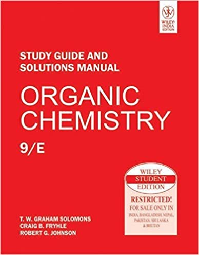 organic chemistry study guide and solutions manual 7th edition rh amazon com Chemistry Chang 10th Organic Chemistry Essays
