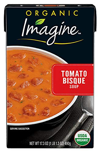 - Imagine Tomato Bisque Soup, 17.3 oz