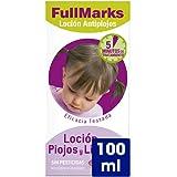 Full Marks Loción Antipiojos con Lendrera, 5 minutos de tratamiento - 100 ml