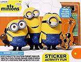Tara Toy Minions Sticker Activity Fun