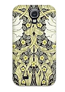 New Premium IPaYGKm2362dvNIE Case Cover For Galaxy S4/ Awesome Pimpernel William Morris Protective Case Cover