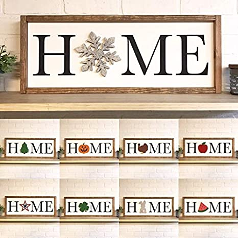 Wood Welcome Sign Wall Hanging Multiple Languages Welcome Wooden Cutout Farm House Decor Rustic Decor Modern Farmhouse