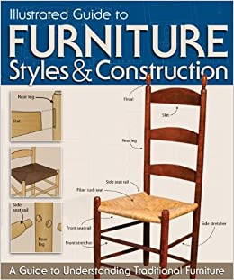 Illustrated Guide To Furniture Styles U0026 Construction: A Guide To  Understanding Traditional Furniture: John Kelsey: 9781565235304:  Amazon.com: Books