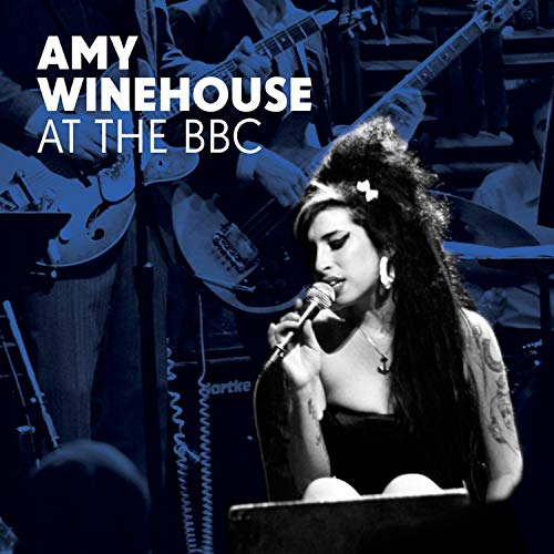 Amy Winehouse At The BBC [CD/DVD Combo][Explicit] (Amy Winehouse The Best)
