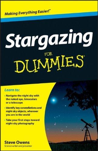 By Steve Owens - Stargazing For Dummies (12/26/12) pdf epub