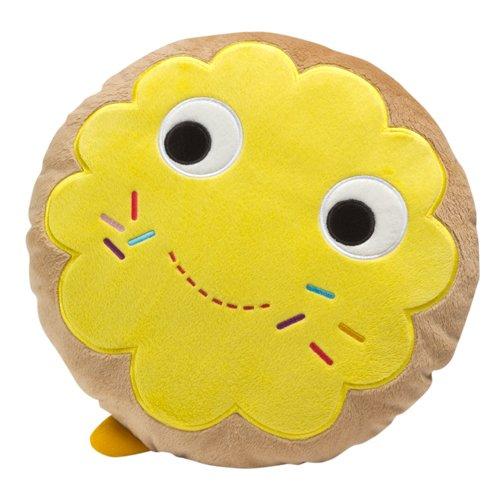 (Kidrobot Yummy Donut Yellow Plush)