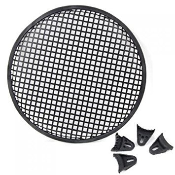 Car Audio Subwoofer Cover - SODIAL(R)12 inch Car Audio Subwoofer Cover (Type R 12 Sub Box)