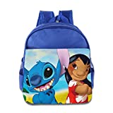 Lilo & Stitch Toddler School Backpack RoyalBlue